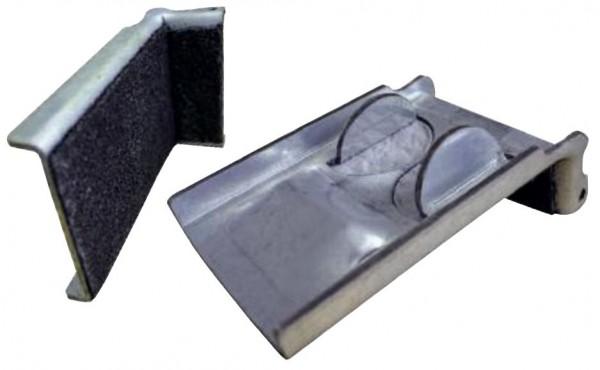 Stahl-Kantenschutzwinkel