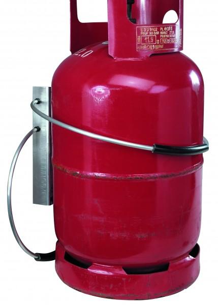 Gasflaschen- Transportsicherung