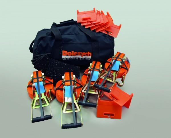 Produktsets in Sporttaschen