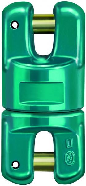 Ketten-Wirbel WG, kugelgelagert, beidseitig mit Gabelanschluss, Güteklasse 10