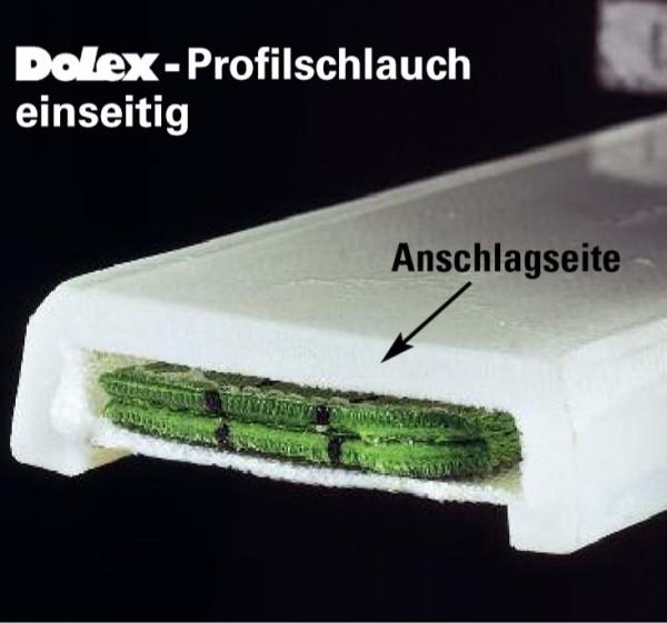 DoLex-Profilschlauch, einseitig glatt