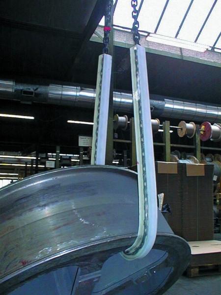 PU-Kantenschutz für Ketten (4-eckig)