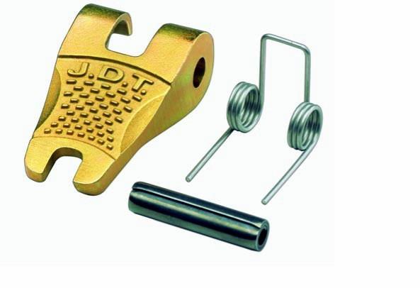 Schneppergarnitur für Gabelkopfhaken GH (FS)