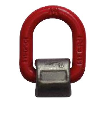 Ringbock 0959, schweißbare Ausführung Güteklasse 8