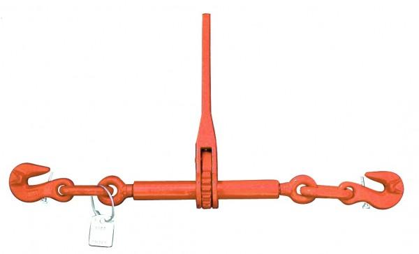 Ratschlastspanner L-140/C (einzeln), mit Ausdrehsicherung und Parallelhaken