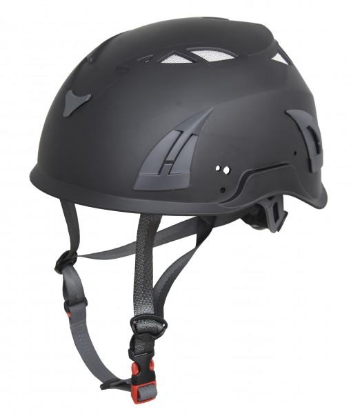 Schutzhelm nach EN 12492 Farbe schwarz