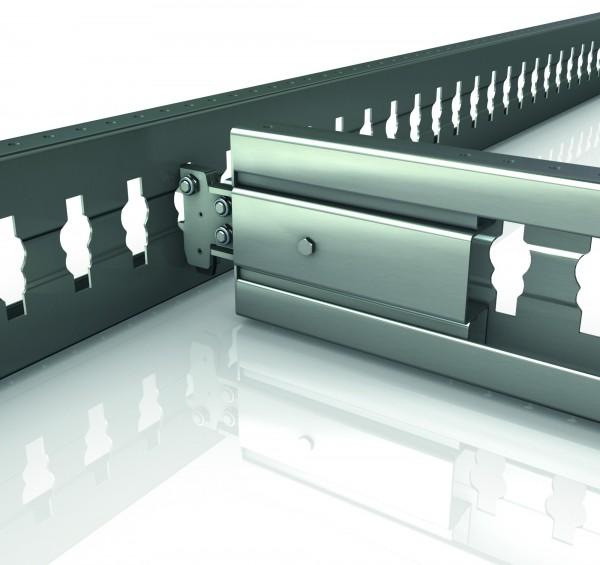 SafeSide Sperrlatten aus Stahl oder Aluminium