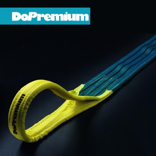 Schlaufenband DoPremium Typ B 2-lagig mit Vollverstärkung