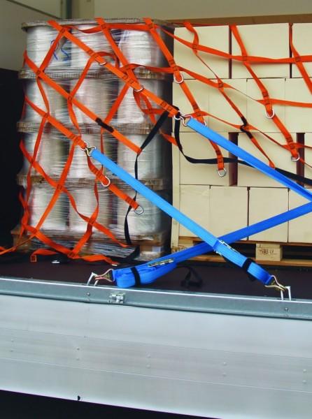 DoKEP ZL2000, Typ 1 und Typ 3, Gurtband-Netz für LKW