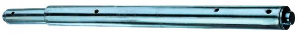 Teleskopsperrstange für Rundlochschienen und Universalankerschienen Typ 1826, Stahl verzinkt