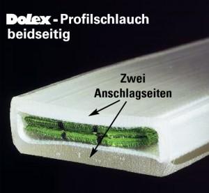 DoLex-Profilschlauch beidseitig glatt