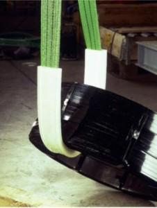 Kantenschutz beim Einsatz mit Coil 1