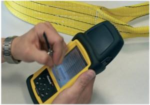 RFID-Prüfgerät
