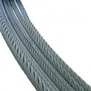 Anschlagseil mit Aluminuim- oder Stahlverpessung   Dolezych ...