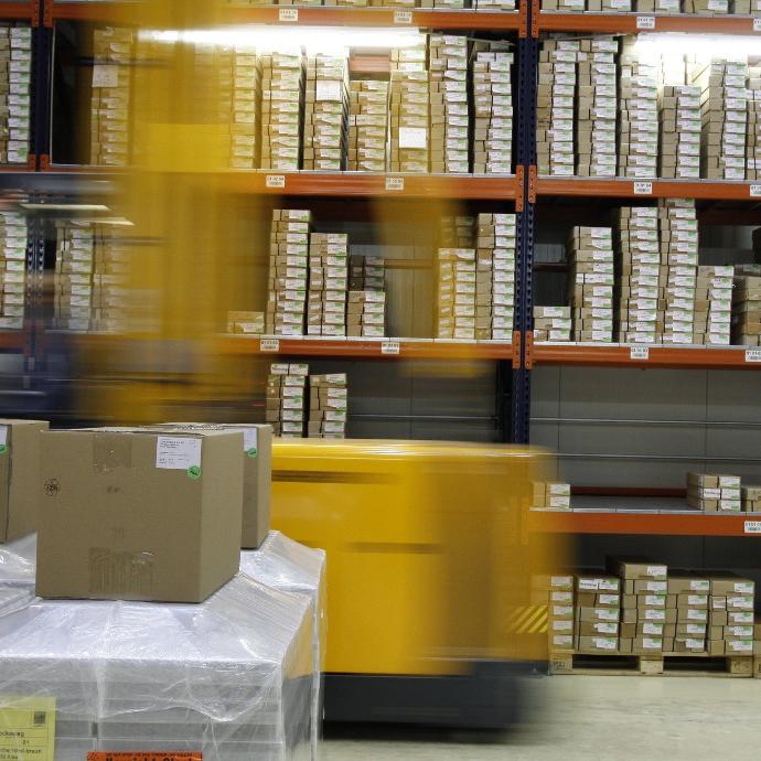 Zuständige im Bereich Logistik