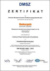 um-zertifikat