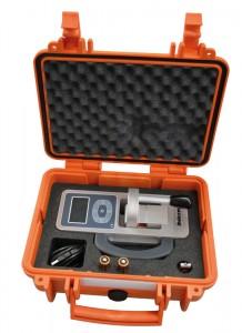Vorspannkraftmessgerät DoMess4 im Koffer